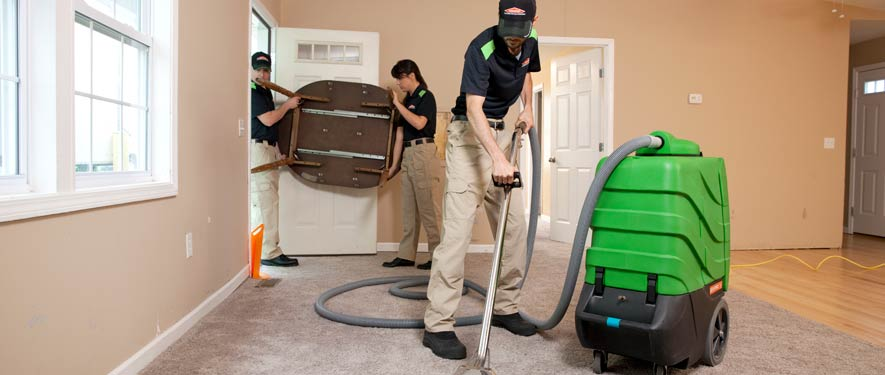 Washington, PA residential restoration cleaning